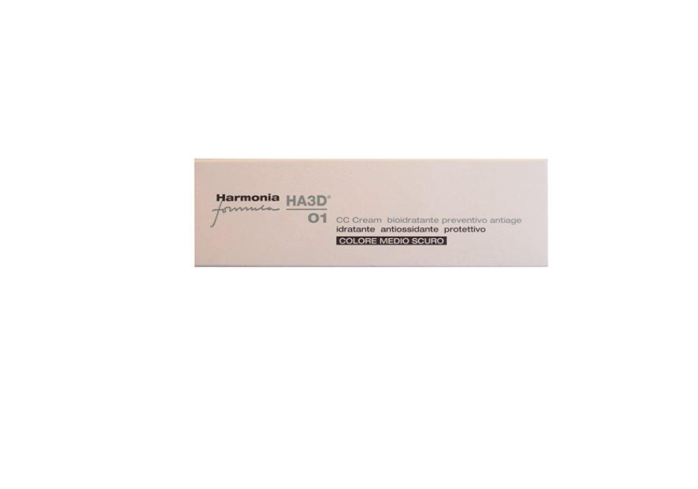 CC CREAM  Bioidratante preventivo antiage